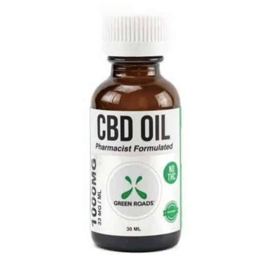 Green Roads CBD Oil image