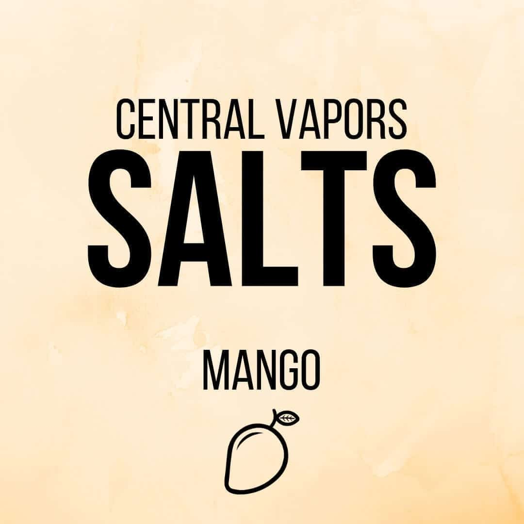 MANGO - SALT E-LIQUID image