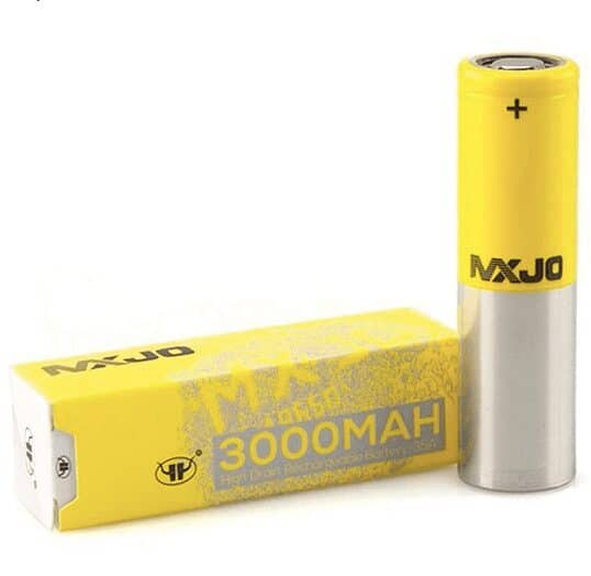 MXJO 18650 BATTERY 3000MAH 35A image
