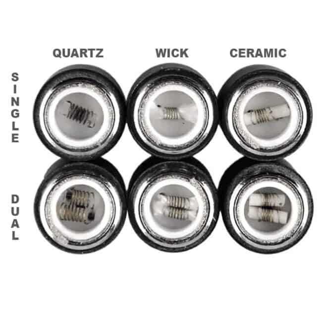 Skillet Wax Atomizer Vape Pen Attachment image
