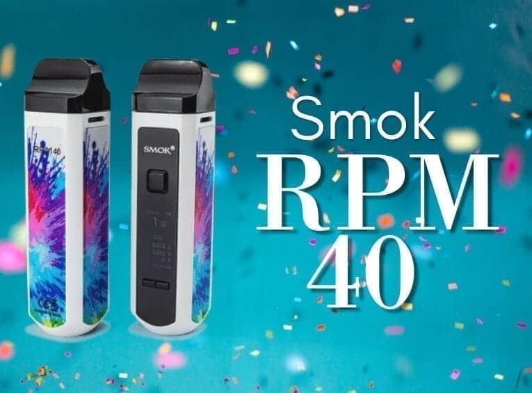 Smok RPM 40 featured image