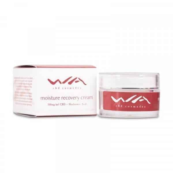 WA Moisture CBD Recovery Cream image