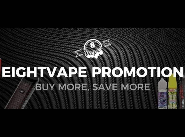 EightVape Promotion image