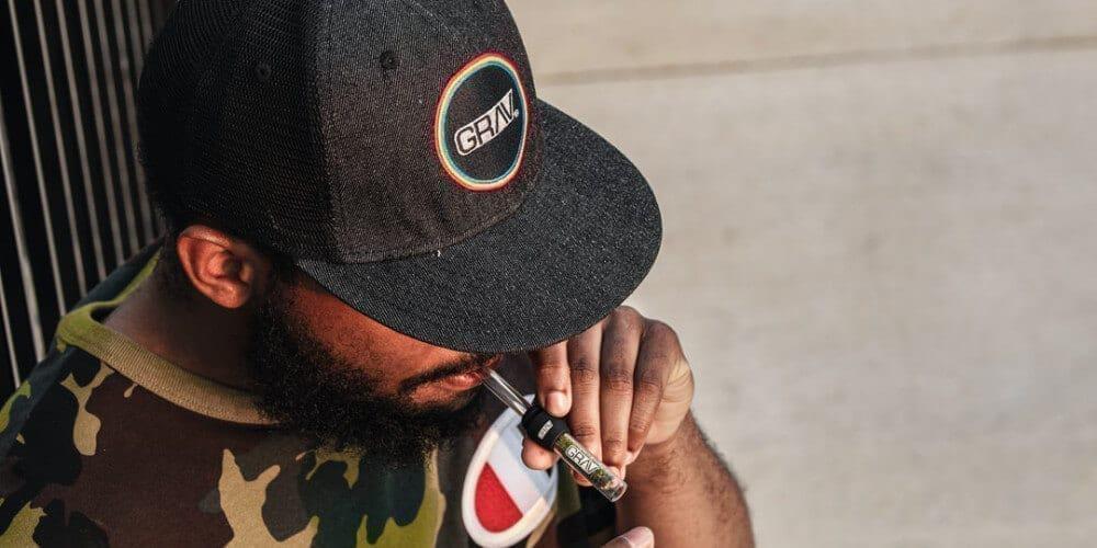 guy smoking pot 2 image