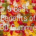 5 Best Benefits of CBD Gummies-Max-Quality image