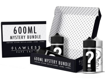 600ML eLiquid Mystery Bundle Box image