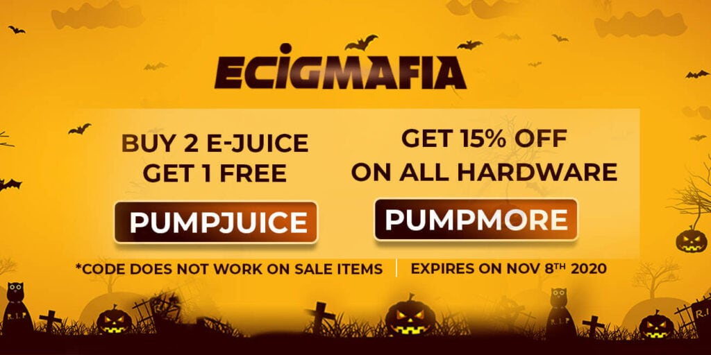 ECigMafia Halloween Sale image
