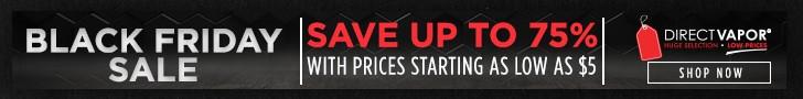 directvapor black friday deal image