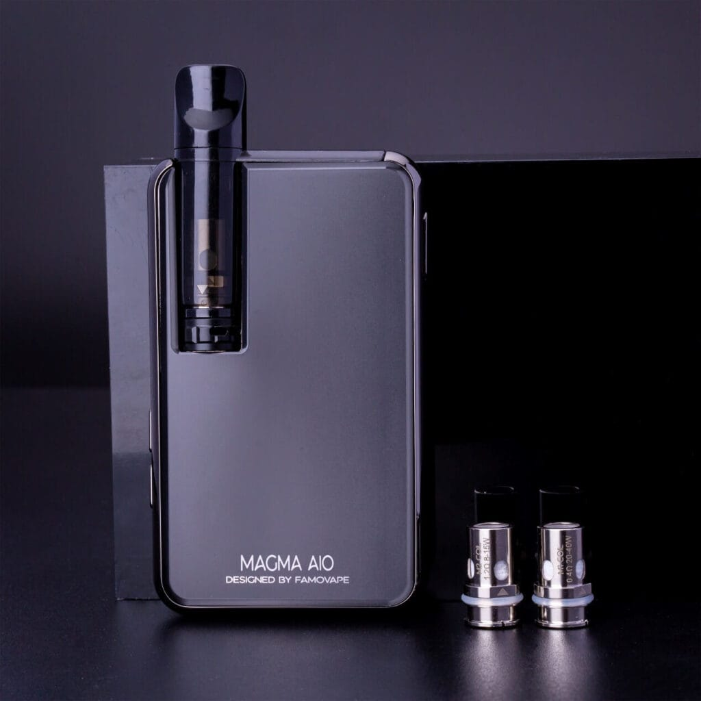 magma aio with atomizers image