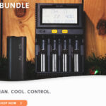 4 Slot Battery Charger Deal-Max-Quality image