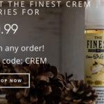 Finest E-liquid New Creme Flavors-Max-Quality image
