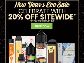 Vaporfi New Year's Eve Sale-Max-Quality image