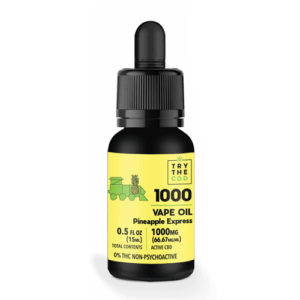 1000MG Pineapple Express CBD Vape Oil