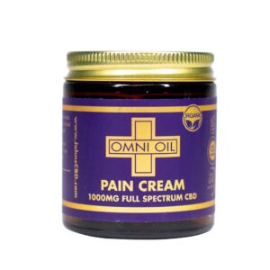 1000mg Full Spectrum CBD Pain Cream