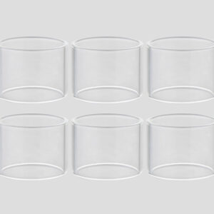 10PCS AOLVAPE Replacement Glass Tank for SMOK TFV8 Baby V2