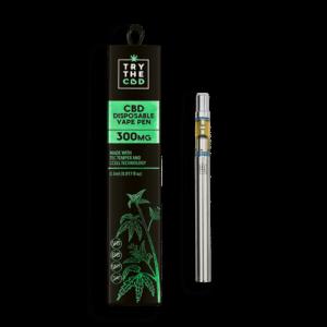 300mg CBD Vape Pen - Disposable - INDICA
