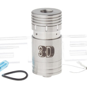 3D RDA Rebuidable Dripping Atomizer