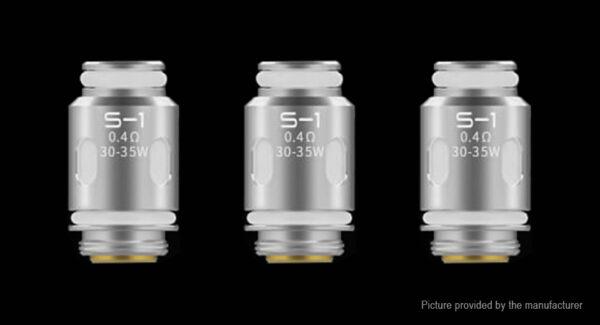 3PCS Authentic Smoant SANTI Replacement S-1 DL Coil Head