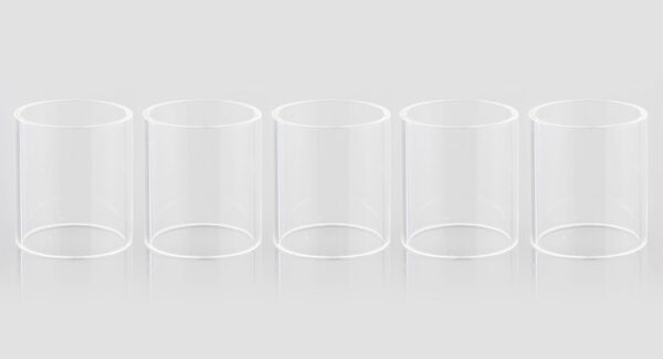 5PCS AOLVAPE Replacement Glass Tank for Eleaf MELO RT 25