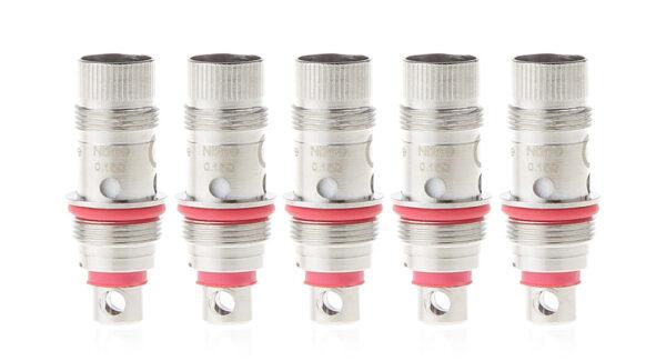 5PCS Authentic Aspire Triton Mini Replacement Ni200 Coil Head