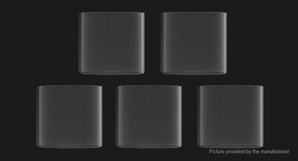 5PCS Authentic Augvape Merlin Nano MTL RTA Replacement Glass Tank