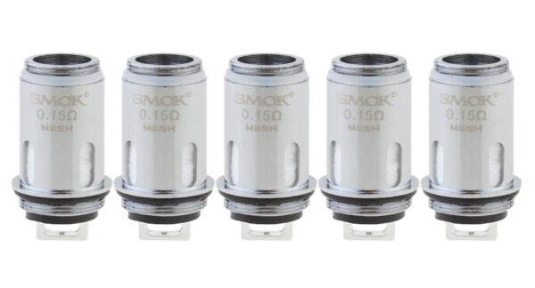 5PCS Authentic Smoktech SMOK VAPE PEN 22 Replacement Mesh Coil Head
