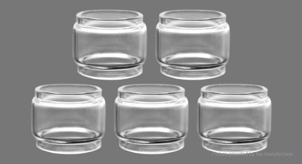 5PCS Authentic Uwell Nunchaku 2 Replacement Pyrex Glass Tank