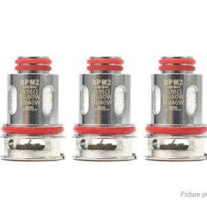 5PCS Authentic Vapesoon Replacement RPM2 Mesh Coil Head for SCAR-P3 / SCAR-P5