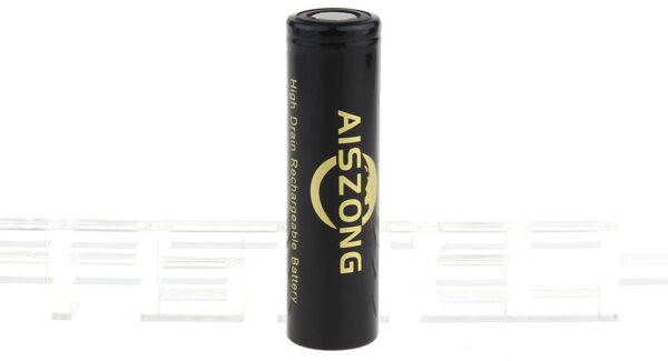 AISZONG IMR 18650 3.7V 2100mAh Rechargeable Li-ion Battery