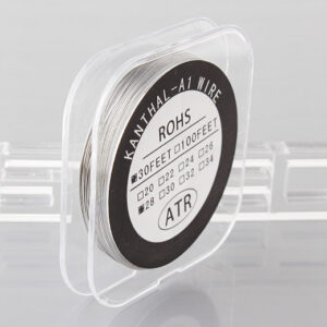 ATR Kanthal A1 Heating Wire for Rebuildable Atomizers