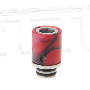 Acrylic + Stainless Steel Hybrid AFC 510 Drip Tip