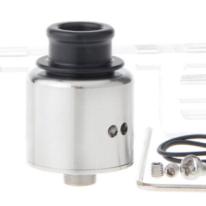 Authentic ADVKEN Ziggs RDA Rebuildable Dripping Atomizer