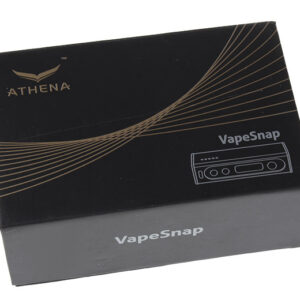 Authentic ATHENA VapeSnap 50W TC VW Variable Wattage APV Box Mod
