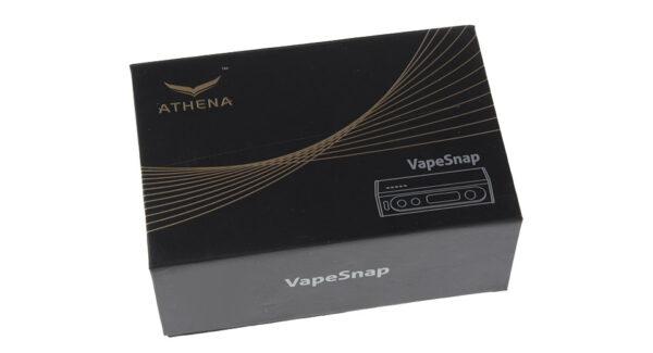 Authentic ATHENA VapeSnap 50W TC VW Variable Wattage APV Box Mod