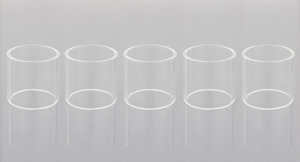 Authentic Amusing Glass Tank for ADVKEN CP Atomizer (5-Pack)