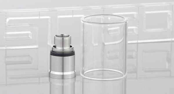 Authentic Aspire Nautilus X Clearomizer Replacement Glass Tank