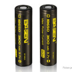 Authentic BASEN IMR 18650 3.7V 3100mAh Rechargeable Li-ion Batteries (2-Pack)