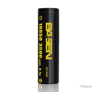 Authentic BASEN IMR 18650 3.7V 3500mAh Rechargeable Li-Mn Battery