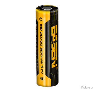 Authentic Basen INR 20700 3.7V 3100mAh Rechargeable Li-ion Battery