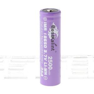 Authentic BestKalint IMR 18650 3.7V 2500mAh Rechargeable Li-Mn Battery