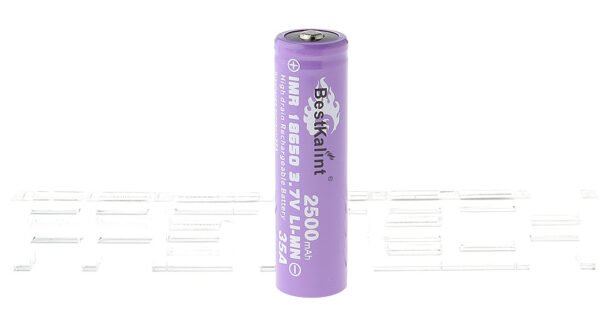 Authentic BestKalint IMR 18650 3.7V 2500mAh Rechargeable Li-Mn Battery