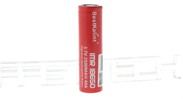 Authentic BestKalint IMR 18650 3.7V 2500mAh Rechargeable Li-ion Battery