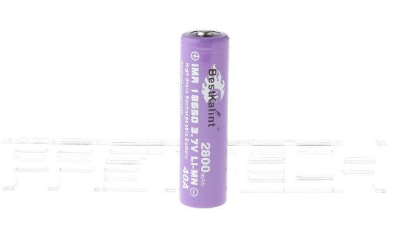 "Authentic BestKalint IMR 18650 3.7V ""2800mAh"" Rechargeable Li-Mn Battery"