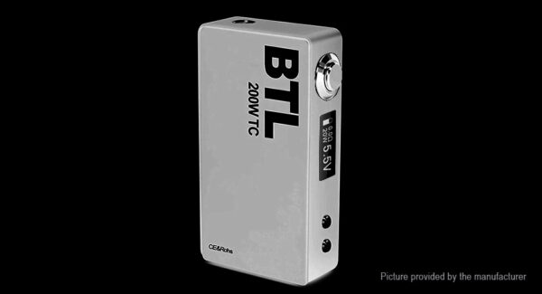 Authentic BetterLife BTL 200W TC VW APV Box Mod