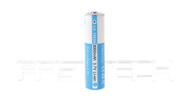 Authentic Brinyte LC 18650 3.7V 3000mAh Rechargeable Li-ion Battery