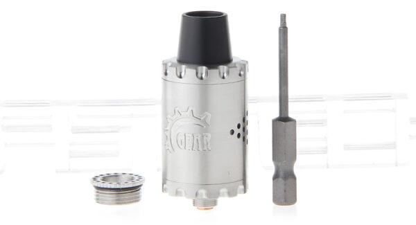 Authentic Cigreen GEAR Mini RDA Rebuildable Dripping Atomizer