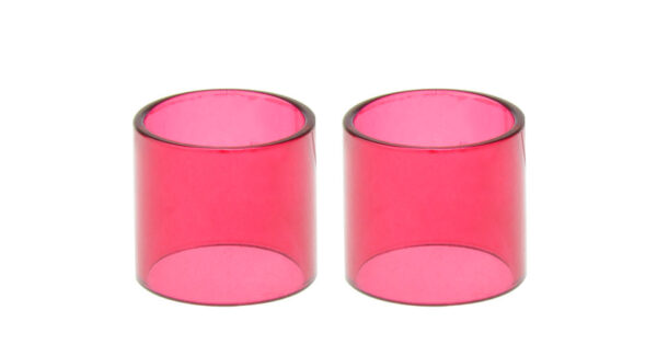 Authentic Clrane Replacement Glass Tank for Augvape Merlin RTA Atomizer (2-Pack)