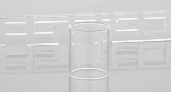 Authentic Clrane Replacement Glass Tank for FreeMax Starre Pure Atomizer