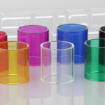 Authentic Clrane Replacement Glass Tank for IJOY Tornado Nano Clearomizer (7 Pieces)
