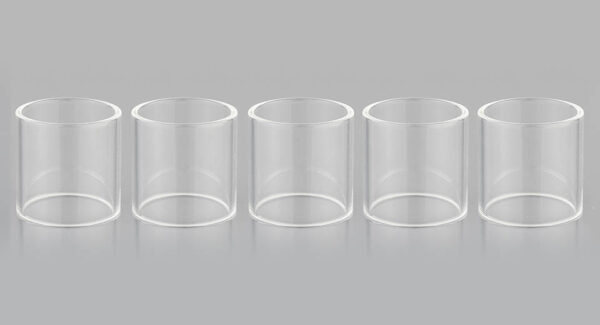 Authentic Clrane Replacement Glass Tank for SMOK TFV12 Prince (5-Pack)
